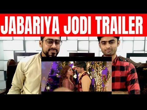 Pakistani Reaction To | Jabariya Jodi – Official Trailer _ Sidharth Malhotra | PINDI REACTION |