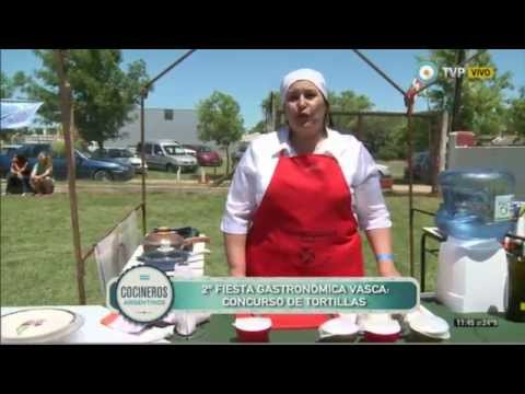 Fiesta gastronómica vasca