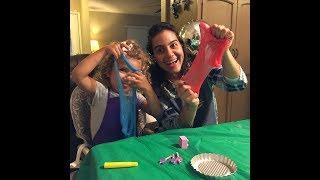 Slime (NO BORAX) para niños mayors de 3+