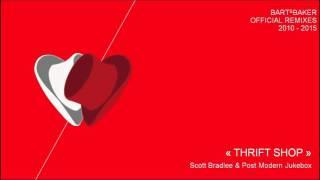 "Scott Bradlee & Post Modern Jukebox : ""Thrift Shop (Bart&Baker Extended Remix)"""