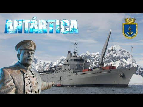 Chile y la Antártica: Una tarea Armada