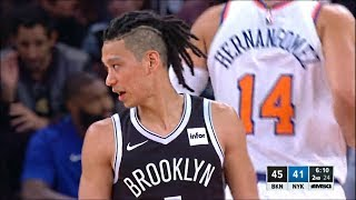 Jeremy Lin Pre-S'17: Game 1 vs Knicks (10-3-2017)