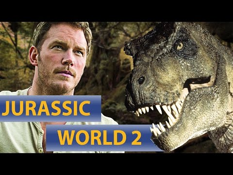 Alle Infos zu Jurassic World 2! | Jurassic Park 5 2018