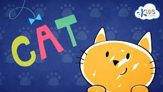 Learn How to Read Words | Reading for Preschool and Kindergarten | Kids Academy
