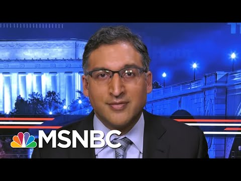 Neal Katyal: President Donald Trump Tried To Cheat In The 2020 Election | The 11th Hour | MSNBC