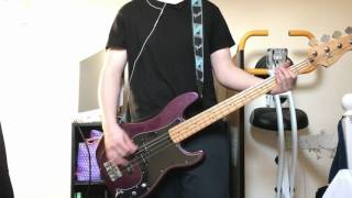 Joyce Manor - The Jerk Bass Cover