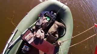 Рыбалка на муромском затоне