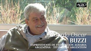 Eduardo Oscar Buzzi - Expresidente de FAA - Titular de Argentium
