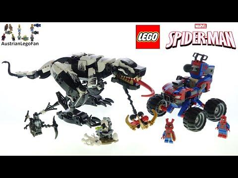 Vidéo LEGO Marvel 76151 : L'embuscade du Venomsaurus