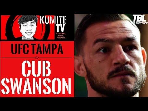 Cub Swanson talks politics in jiu-jitsu, veteran's mentality & preparation for Kron Gracie