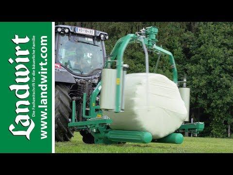 Ballenwickler FW 160 DTN TWIN Produktivdeo