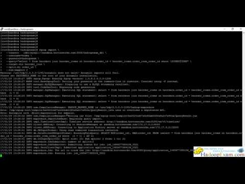 HDPCD : Hortonworks Certification Practice Questions-10 - YouTube
