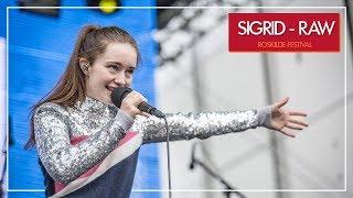 Sigrid - Raw | legendado | (Ao vivo no Roskilde Festival 2017)