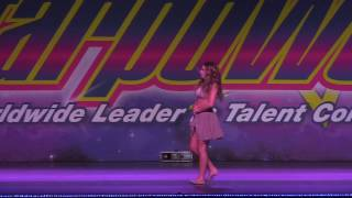 Dead In The Water Contemporary Solo Nationals 2015