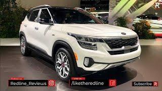 2021 Kia Seltos – Redline: First Look – 2019 LA Auto Show
