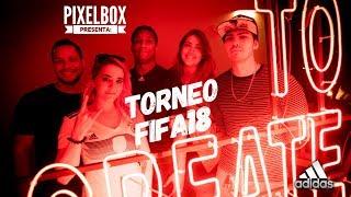 CONOCE AL MEJOR JUGADOR DE FIFA 18 - TORNEO PIXELBOX BY ADIDAS