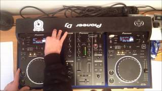 December 2013 House Electro Mix Selection (with 2  Pioneer Cdj 350 And 1 Mixer Pioneer 350)
