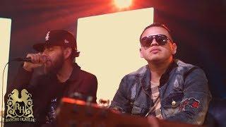 Herencia de Patrones - Ladeando ft. Fuerza Regida (En Vivo)