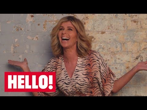 Kate Garraway reveals all about her jungle appearance as she plays Hello/Goodbye! | Hello
