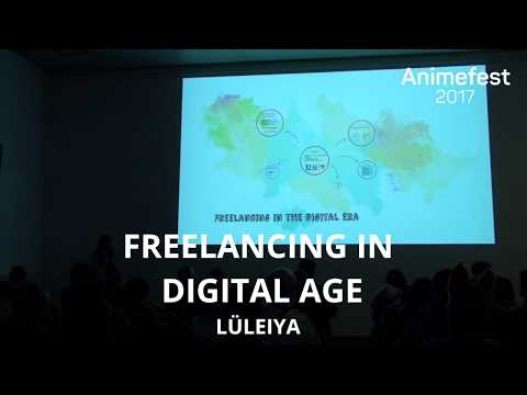 Freelancing in digital age