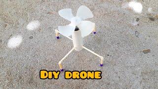 How to make a drone:#diy-drone,#diy-idea,#dc-motor-drone