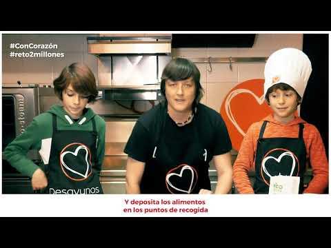 Desayunos y Meriendas Con Corazón - #7
