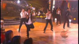 DWTS Finale- Whitney Houston (1st performance)