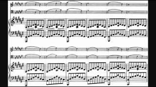 Franck - Piano Trio No. 1 (Trio concertant) in F sharp minor, Op. 1/1 (1840)