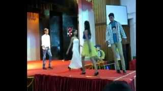 preview picture of video 'Fashion Show @ SXC Ranchi'