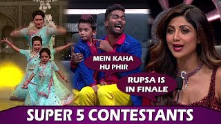 Super Dancer 3: Shilpa Shetty Excited For Grand Finale