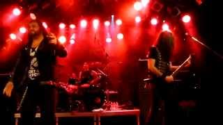Gus G - Break the chains (live 2015)