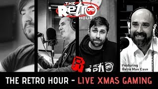 Picture of a podcast: The Retro Hour