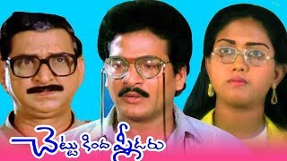 Rajendra Prasad All Time Classical Comedy Thriller Movie | Telugu Thriller Movie | Vendithera