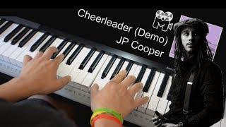 JP Cooper   Cheerleader | Piano Cover