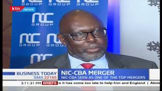 CBA, NIC agree for a merger