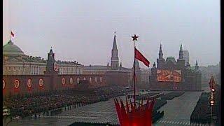 USSR Anthem, Revolution Day 1981 Гимн СССР