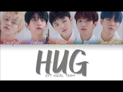SEVENTEEN (세븐틴) - Hug (포옹) (Color Coded Lyrics Eng/Rom/Han/가사)