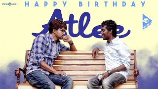 Happy Birthday Director Atlee #HBDAtlee
