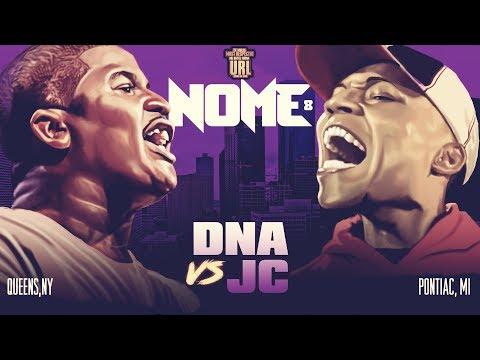 DNA VS JC SMACK/ URL RAP BATTLE   URLTV