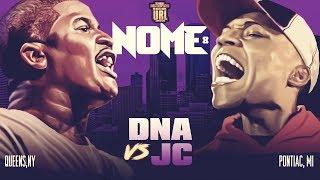 DNA VS JC SMACK/ URL RAP BATTLE | URLTV