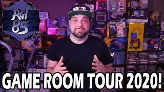 MASSIVE Game Room Tour For 2020 With RGT 85!