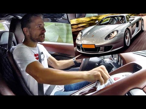Why is the PORSCHE CARRERA GT so special?!