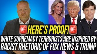 PROMOTING VIOLENCE!!! The Unholy Trinity: Donald Trump, Fox News, & White Supremacist Terrorists!