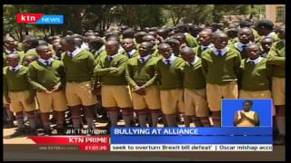Revelations of bullying in Kenya's most prestigious high school-Alliance Boys'