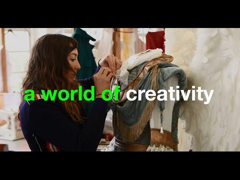 University of the Arts London video
