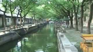 preview picture of video 'Chine découverte des pittoresques canaux de Suzhou'