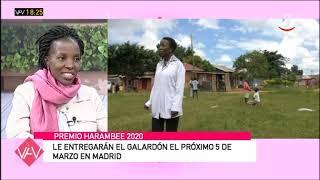 Un proyecto ugandés para proporcionar asistencia sanitaria infantil en el medio rural