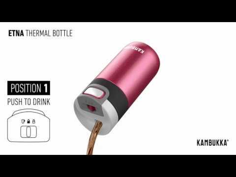Termostass Kambukka Etna Grip Ocean KAM11-01011, 500 ml hind ja info | Termosed, termostassid | kaup24.ee