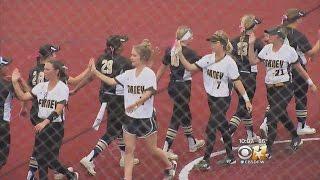 High School Teams Use Softball To Overcome Adversity