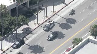 07/19/19: Multiple Collision Pursuit, Suspects Flee To Parking Structure! - Unedited